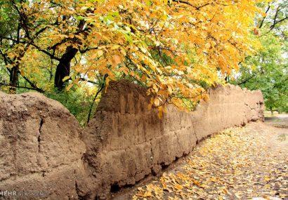 طبیعت پاییزی روستای کردان