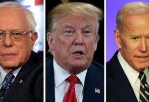 حمایت رسمی برنی سندرز  از جو بایدن برای رقابت با ترامپ