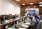 برگزاری جلسه کمیسیون ماده ۵ استان مازندران با حضور شهردار قائم شهر
