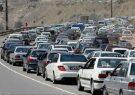 ترافیک در محورهای مواصلاتی استان مازندران پرحجم و روان است
