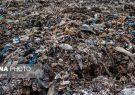 مخزن ۳۰ هزار لیتری سایت زباله ساری احداث شد