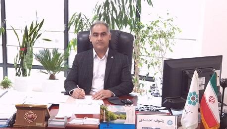 احمدی؛ طرح های بانک توسعه تعاون حمایت از اتحادیه ها، تعاونی ها با رویکرد رونق بخشی واحدها است
