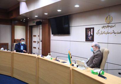 وزیر بهداشت از اقدامات ضدکرونایی در مازندران قدردانی کرد