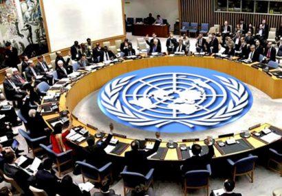 قطعنامه آمریکا در شورای امنیت برای تمدید تحریمهای تسلیحاتی علیه ایران رأی نیاورده است