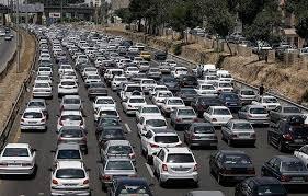 اعلام محدودیت های ترافیکی در محورهای مواصلاتی استان مازندران