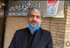 دادبود؛ تیمداری شهرداری گرگان در لیگ برتر بسکتبال