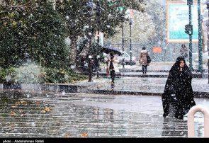 هشدار هواشناسی به کشاورزان/برف پاییزی در راه است