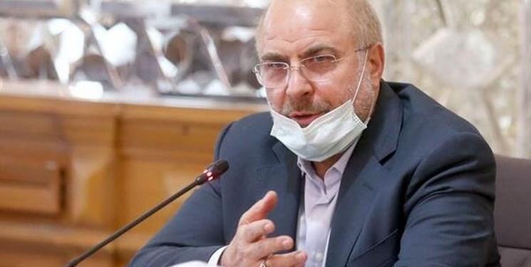 رئیس مجلس کرونایی شد