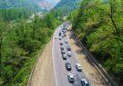 کاهش ۱۴ درصدی تردد در جاده های مازندران