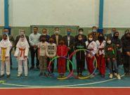 سالن ورزشی اختصاصی دانش آموزی بهنمیر افتتاح شد