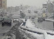 بارش برف و باران و وزش باد شدید در بیشتر مناطق کشور