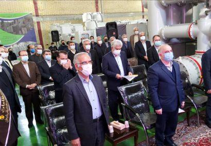 ۹ پروژه تامین برق در آذربایجان شرقی بهره برداری شد