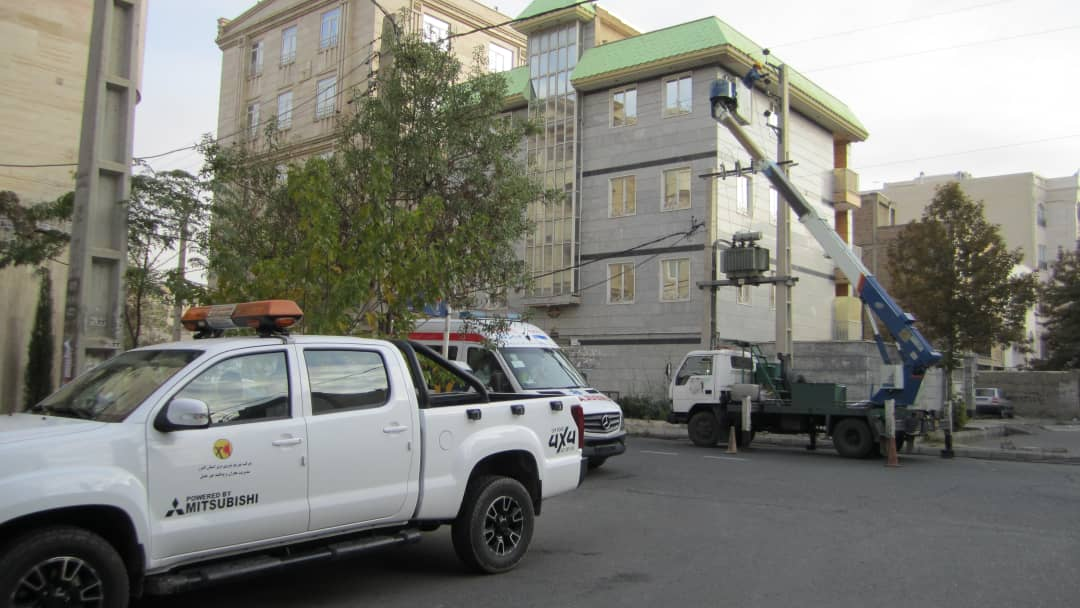 ۱۹ کیلومتر از شبکه های فرسوده توزیع برق البرز بازسازی شد
