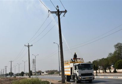 ۹۰ درصد خاموشیهای خوزستان کاهش یافت