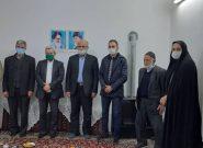ادای احترام به مقام شامخ شهیدان روستای بوله کلا مرزون آباد بابل