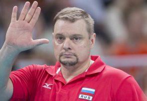 سکان هدایت تیم ملی والیبال در دستان آلکنو