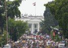 احتمال حضور ترامپ در راهپیمایی بزرگ واشنگتن