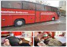 اهدای خون توسط جمعی از کارکنان خدوم و نوعدوست شرکت توزیع برق آذربایجان شرقی