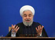 اعتراف بزرگ حسن روحانی/قیمت دلار حاصل «تصمیم» است، نه «تحریم»