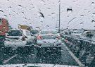 ورود سامانه بارشی جدید به کشور/بیشتر نقاط ایران برفی و بارانی می شود