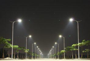 نصب 450 دستگاه چراغ LED در شهرستان جاجرم ,