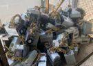 کشف ۷۰دستگاه ماینر غیر مجاز در سیمین دشت کرج