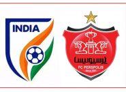 شکایت فدراسیون فوتبال هند از باشگاه پرسپولیس
