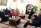 تکریم مدیر کل بنیاد مازندران از والدین شهیدان گرانقدر حجازی
