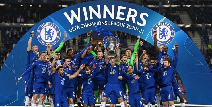 تاج قهرمانی بر سر چلسی با غلبه بر منچستر سیتی/هت تریک مربیان آلمانی در قهرمانی لیگ قهرمانان