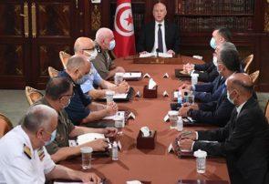 شبهکودتا در تونس/پارلمان به حالت تعلیق در آمد