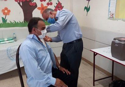 واکسیناسیون کرونا برای فرهنگیان آغاز شد