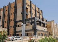 بیمارستان ۱۴۲ تختخوابی نرگسی گچساران افتتاح شد