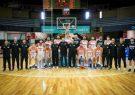 پیروزی مقتدرانه شهرداری گرگان در لیگ برتر بسکتبال