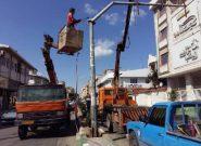 اقدامات مناسب حوزه مهندسی شبکه حملونقل و ترافیک شهرداری بابل در دو ماه گذشته